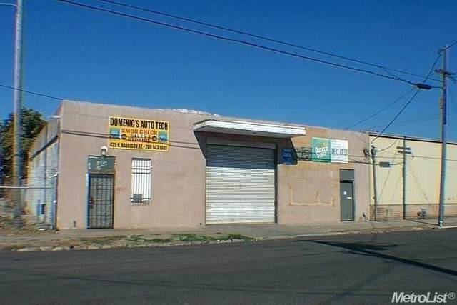 435 N Harrison Street, Stockton, CA 95203 (MLS #221093628) :: REMAX Executive