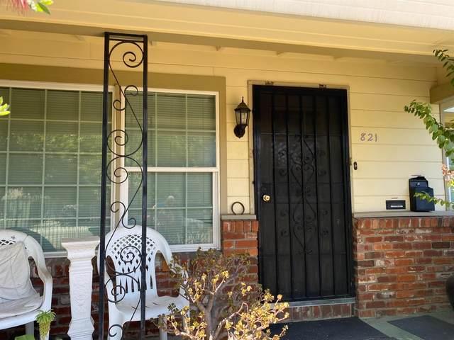 821 Lampasas Avenue, Sacramento, CA 95815 (MLS #221093841) :: ERA CARLILE Realty Group