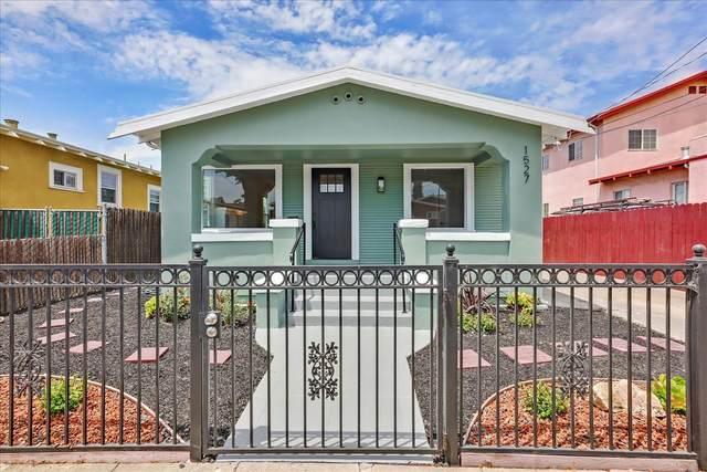 1527 78th Avenue, Oakland, CA 94621 (MLS #221094015) :: REMAX Executive
