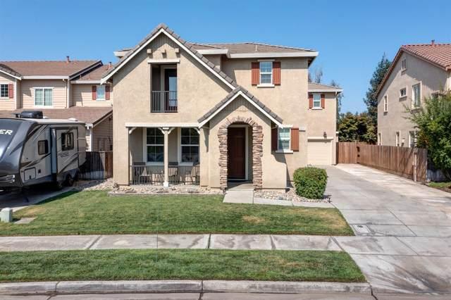 4017 E Enclave Court, Turlock, CA 95382 (MLS #221094066) :: Heather Barrios