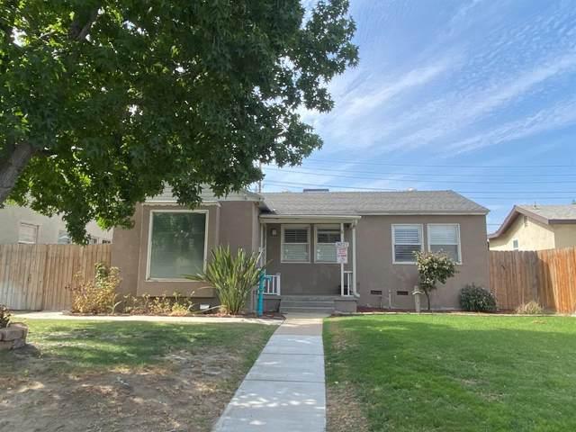 3021 Truxtun Avenue, Bakersfield, CA 93301 (MLS #221094149) :: The Merlino Home Team
