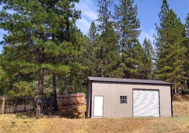 4876 Black Oak Mine Road, Garden Valley, CA 95633 (MLS #221094526) :: The Merlino Home Team