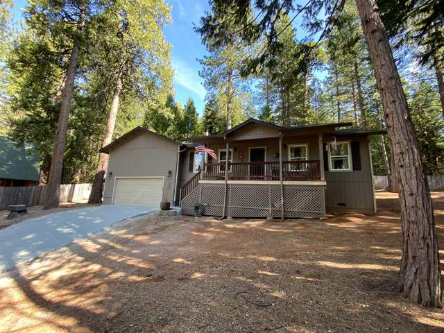 4965 Rollingwood Drive, Grizzly Flats, CA 95636 (MLS #221094617) :: The Merlino Home Team