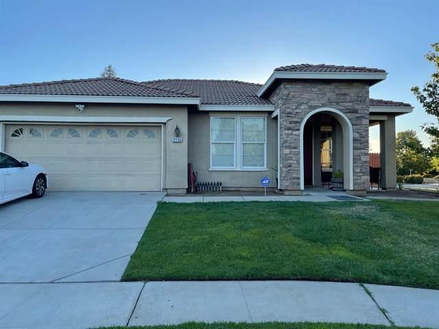 2156 Golden Gate Drive, Plumas Lake, CA 95961 (MLS #221094841) :: The Merlino Home Team