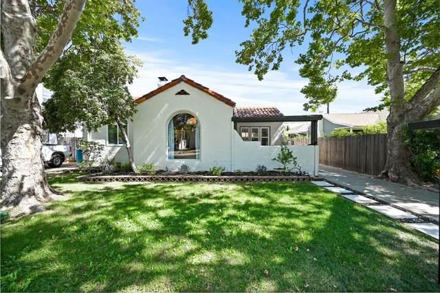 2265 10th Avenue, Sacramento, CA 95818 (MLS #221094877) :: The Merlino Home Team