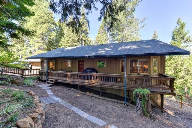 6013 Dolly Varden Lane, Pollock Pines, CA 95726 (MLS #221095415) :: The Merlino Home Team