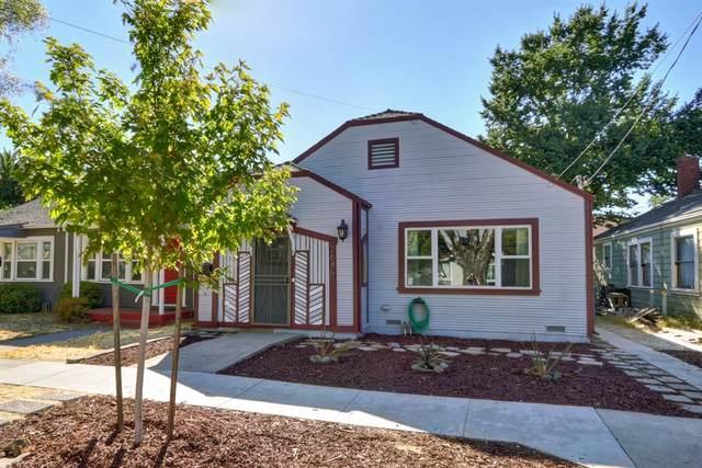 2646 36th Street, Sacramento, CA 95817 (MLS #221095472) :: The Merlino Home Team