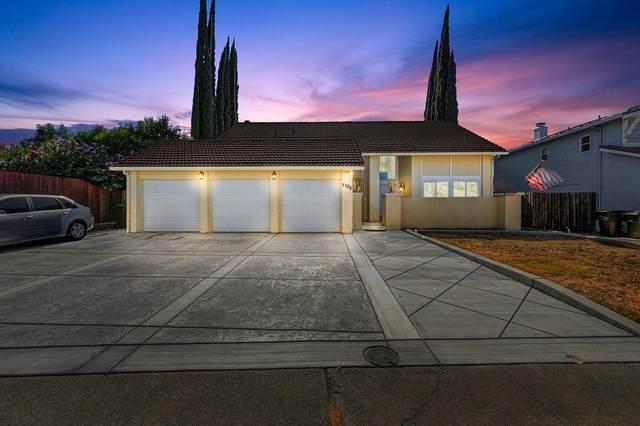 1106 Parkview Drive, Roseville, CA 95661 (MLS #221095967) :: Keller Williams Realty