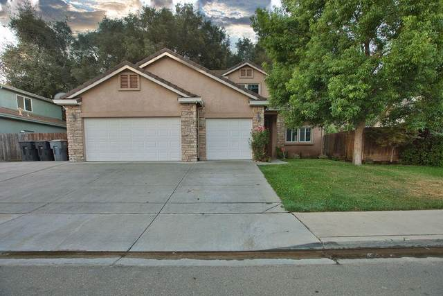1151 Gina Way, Oakdale, CA 95361 (MLS #221096755) :: REMAX Executive