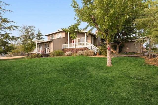 5221 Looking Glass Lane, Placerville, CA 95667 (MLS #221097615) :: The Merlino Home Team