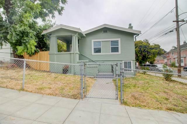 2700 21st Avenue, Oakland, CA 94606 (MLS #221098040) :: Keller Williams - The Rachel Adams Lee Group