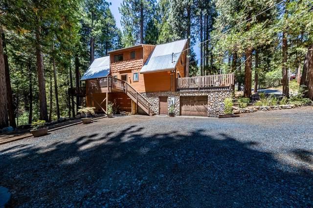 1320 Squaw Rock Trail, Kyburz, CA 95720 (MLS #221098414) :: Keller Williams - The Rachel Adams Lee Group