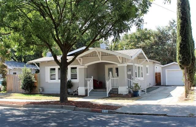 926 W Rose Street, Stockton, CA 95203 (MLS #221100128) :: Heather Barrios