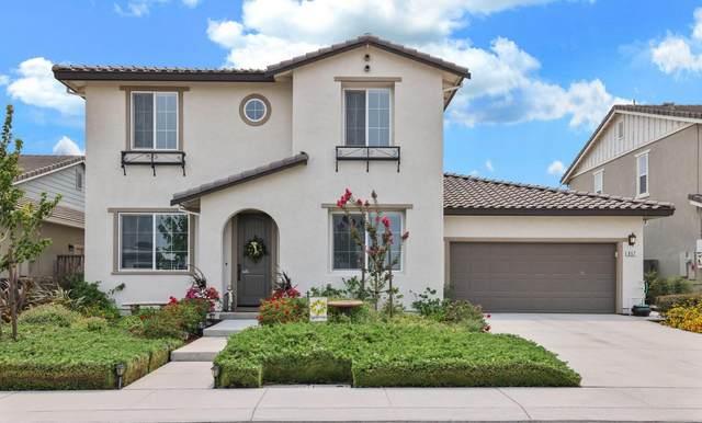 857 Bluestone Drive, Oakley, CA 94561 (MLS #221100263) :: DC & Associates