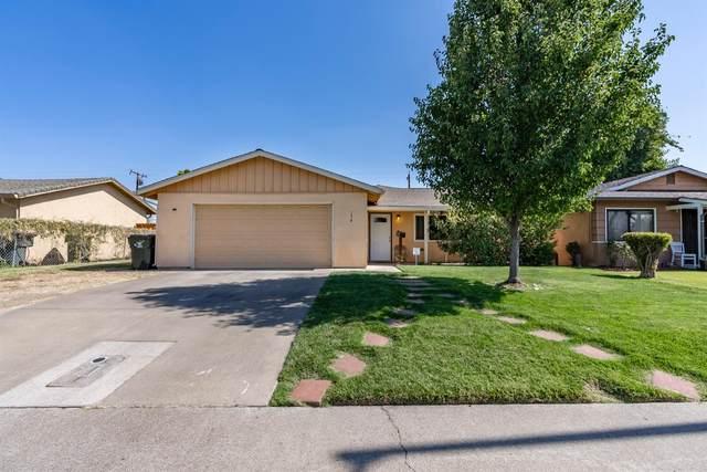 156 Olmstead Drive, Sacramento, CA 95838 (MLS #221100425) :: Heather Barrios