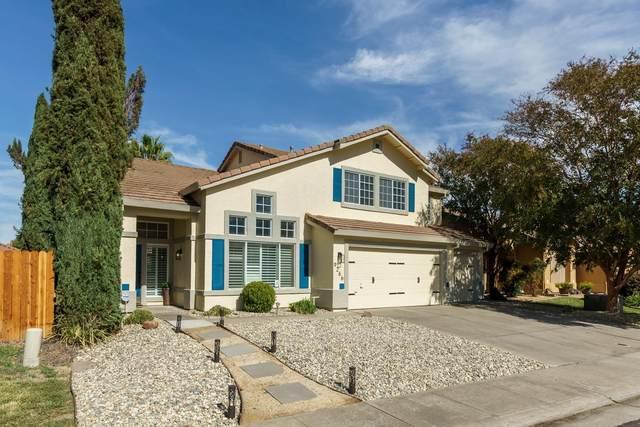 9266 Dever Circle, Elk Grove, CA 95624 (MLS #221101039) :: Keller Williams - The Rachel Adams Lee Group