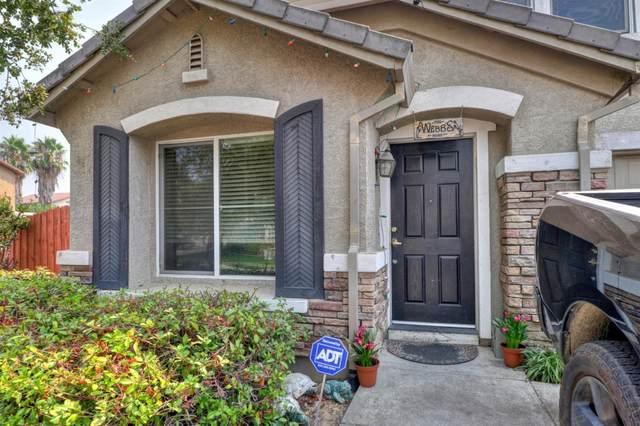 4449 Winje Dr, Antelope, CA 95843 (MLS #221104598) :: Heidi Phong Real Estate Team