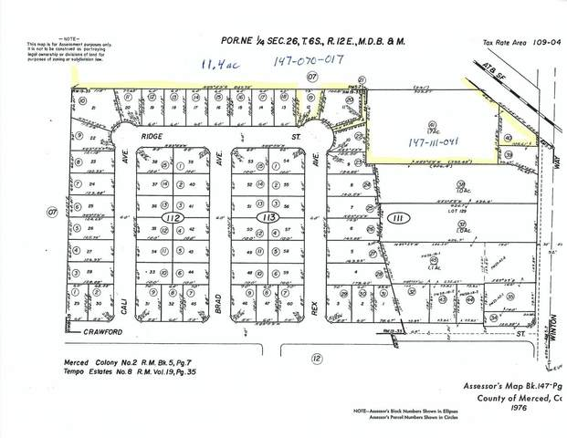 6789 N Winton Way, Winton, CA 95388 (MLS #221105418) :: DC & Associates
