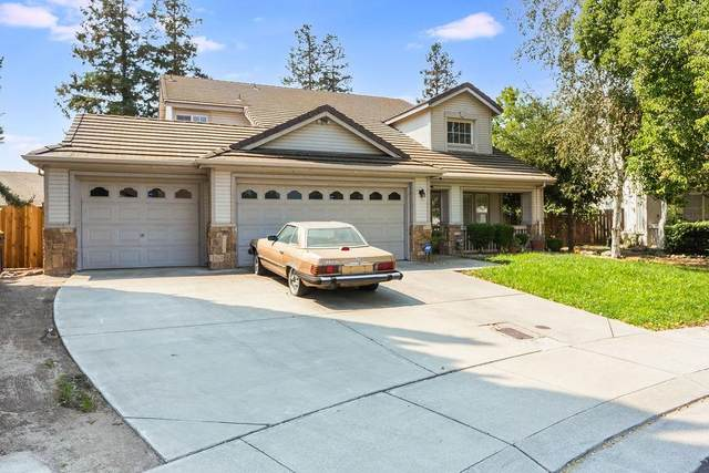 1121 Klemeyer Circle, Stockton, CA 95206 (MLS #221107440) :: Heidi Phong Real Estate Team