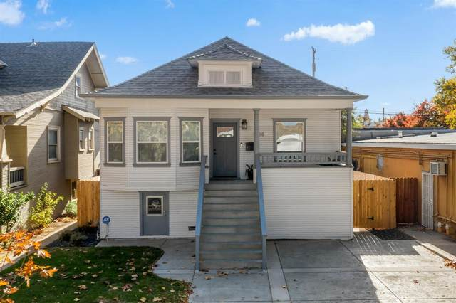 1608 V Street, Sacramento, CA 95818 (MLS #221108229) :: Heidi Phong Real Estate Team
