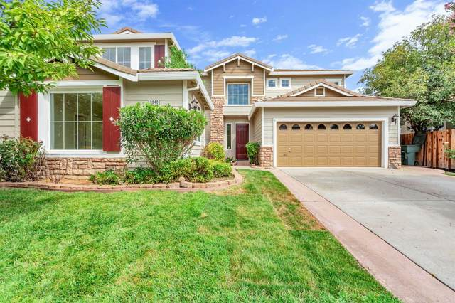 3040 Mammoth Way, Roseville, CA 95747 (MLS #221108593) :: Keller Williams Realty