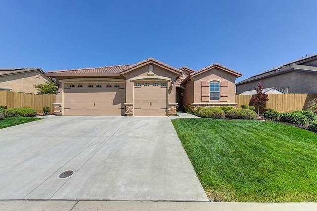 11055 Terra Blanca Way, Rancho Cordova, CA 95670 (MLS #221109738) :: Heather Barrios