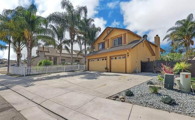 4259 Mist Trail Drive, Stockton, CA 95206 (MLS #221110330) :: Heidi Phong Real Estate Team