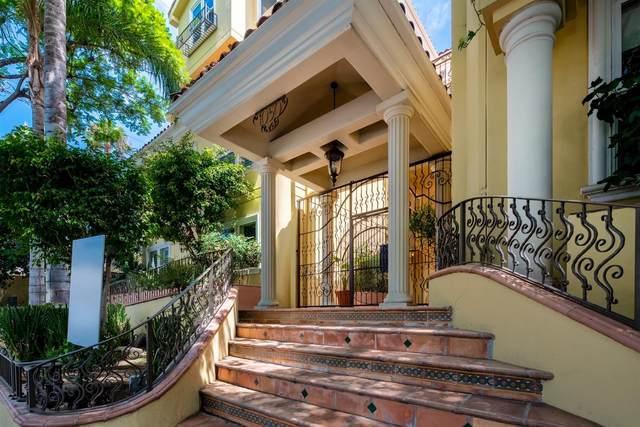 1050 N Edinburgh Avenue #111, West Hollywood, CA 90046 (MLS #221111201) :: DC & Associates