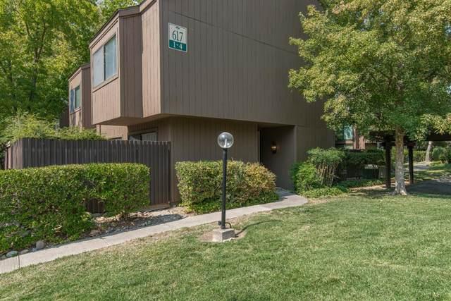 617 Woodside Sierra #1, Sacramento, CA 95825 (MLS #221111814) :: Keller Williams - The Rachel Adams Lee Group