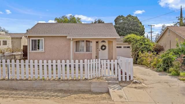 808 S Santa Cruz Avenue, Modesto, CA 95354 (MLS #221112250) :: Keller Williams - The Rachel Adams Lee Group
