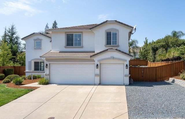 7124 Cinnamon Teal Way, El Dorado Hills, CA 95762 (MLS #221112870) :: Keller Williams - The Rachel Adams Lee Group