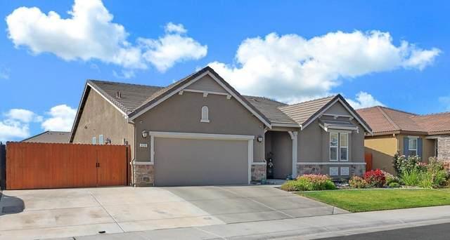 836 Ellis Circle, Galt, CA 95632 (MLS #221113461) :: Keller Williams - The Rachel Adams Lee Group