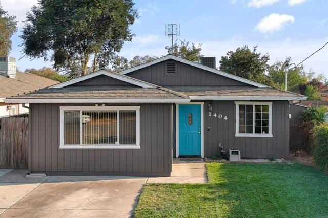 1404 Youngs Avenue, Sacramento, CA 95838 (MLS #221113529) :: Keller Williams - The Rachel Adams Lee Group
