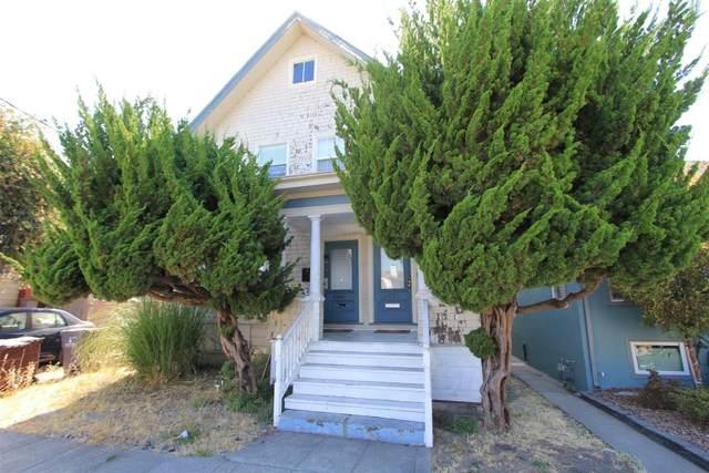 5925 Whitney Street, Oakland, CA 94609 (MLS #221114217) :: Heidi Phong Real Estate Team