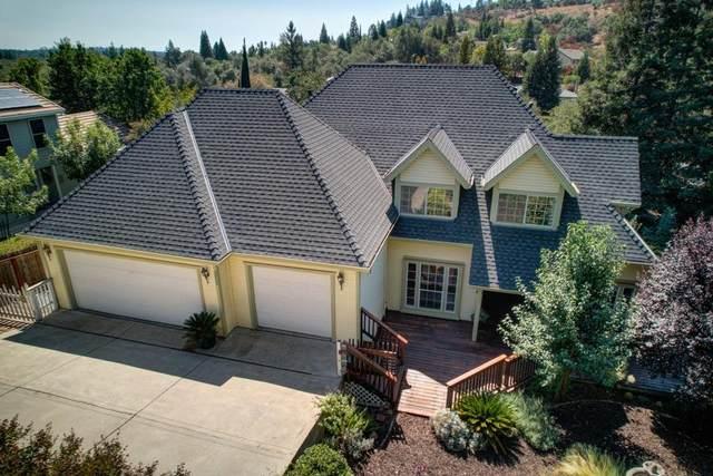 3025 Granada Court, Cameron Park, CA 95682 (MLS #221114229) :: Heidi Phong Real Estate Team