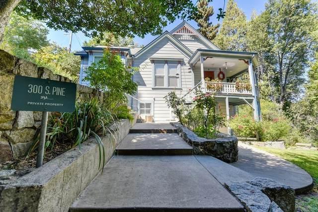 300 S Pine Street, Nevada City, CA 95959 (MLS #221114783) :: Live Play Real Estate | Sacramento