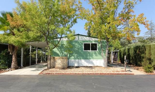 6900 Almond Avenue #115, Orangevale, CA 95662 (MLS #221114851) :: Keller Williams - The Rachel Adams Lee Group