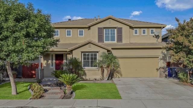 151 Portico Lane, Tracy, CA 95377 (MLS #221115532) :: Heather Barrios