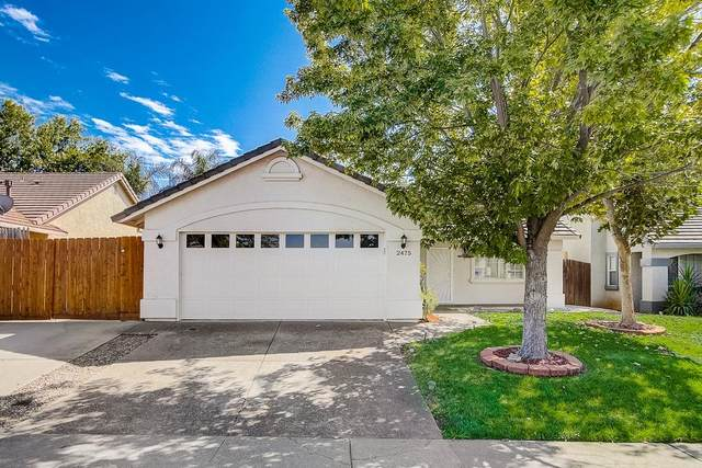 2475 Meadowland Way, Lincoln, CA 95648 (MLS #221116584) :: Dominic Brandon and Team