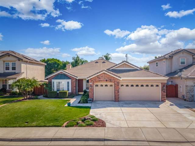 520 Glenbriar Circle, Tracy, CA 95377 (MLS #221116637) :: Heidi Phong Real Estate Team