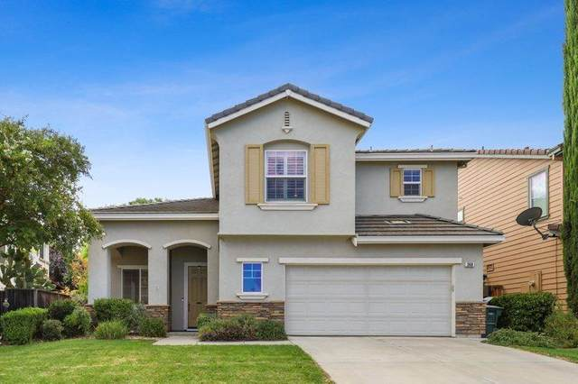 368 Violet Place, Tracy, CA 95377 (MLS #221116674) :: Heather Barrios