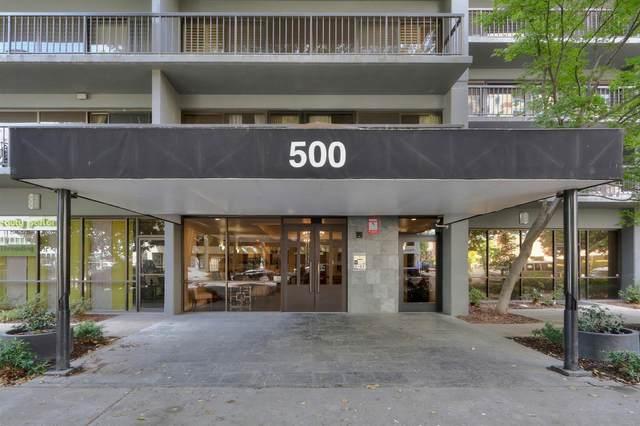 500 N St #704, Sacramento, CA 95814 (MLS #221117033) :: Deb Brittan Team