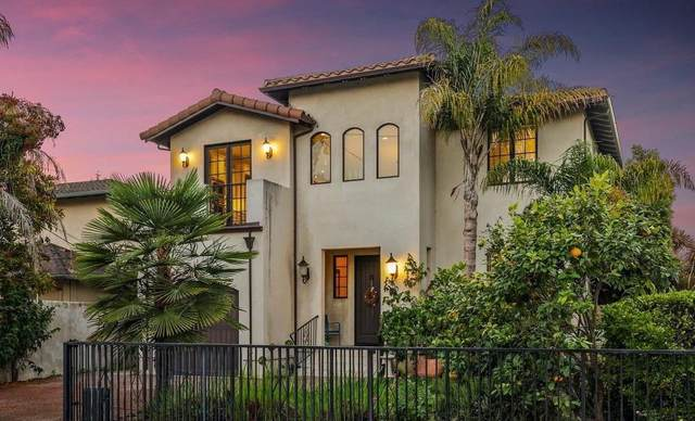 218 Martin Drive, Aptos, CA 95003 (MLS #221117326) :: The MacDonald Group at PMZ Real Estate