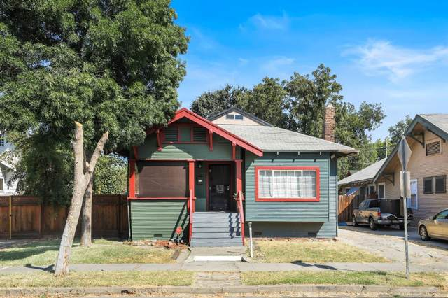 25 W Walnut Street, Stockton, CA 95204 (MLS #221117884) :: Deb Brittan Team