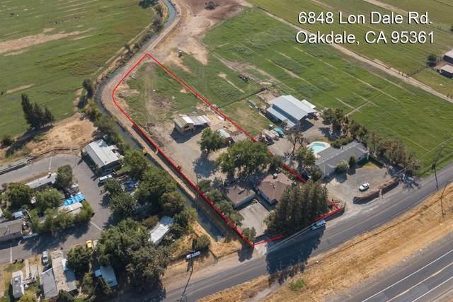 6848 Lon Dale Road, Oakdale, CA 95361 (MLS #221118796) :: DC & Associates