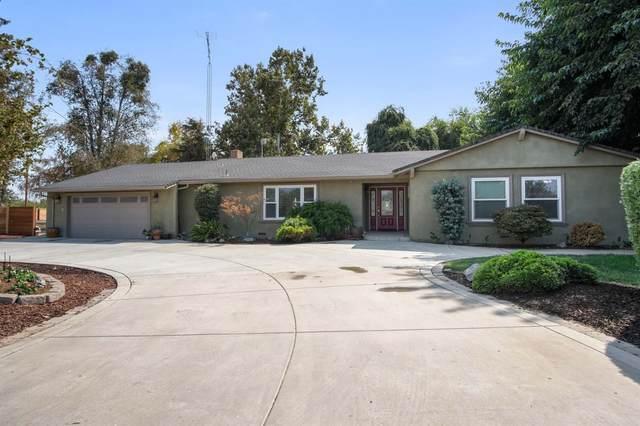 2866 Roberts Road, Ceres, CA 95307 (MLS #221118935) :: Keller Williams - The Rachel Adams Lee Group
