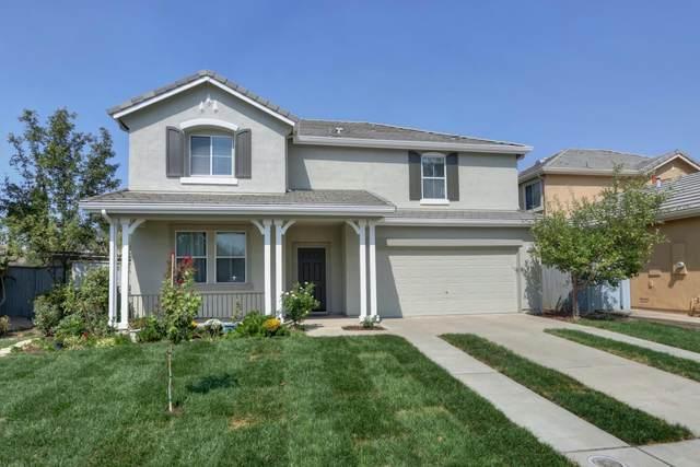 2105 Yarnell Way, Elk Grove, CA 95758 (MLS #221118936) :: Heidi Phong Real Estate Team
