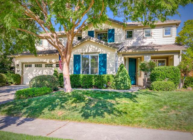 1208 Trehowell Drive, Roseville, CA 95678 (MLS #221119402) :: The Merlino Home Team