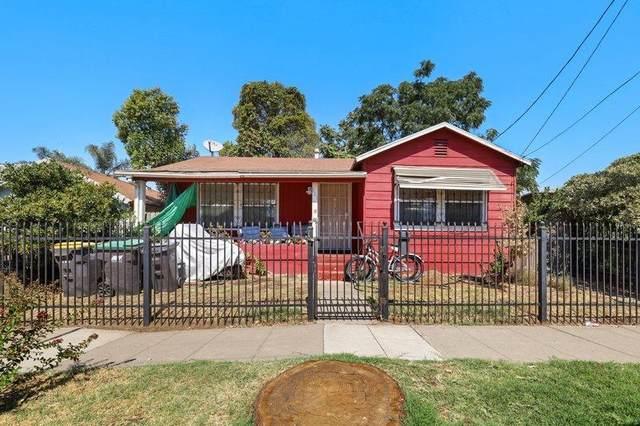 821 W Sonora Street, Stockton, CA 95203 (MLS #221119424) :: Deb Brittan Team