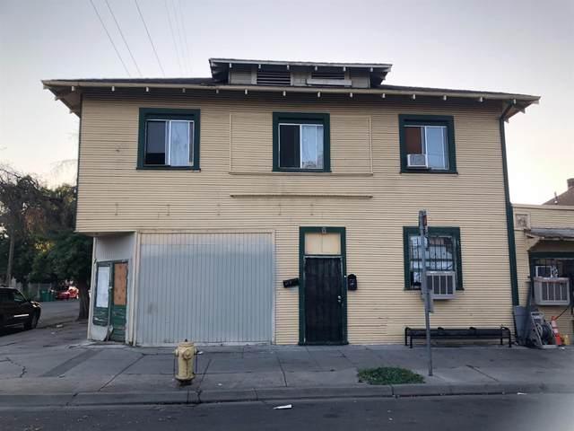 945 S San Joaquin Street, Stockton, CA 95206 (MLS #221119497) :: Deb Brittan Team